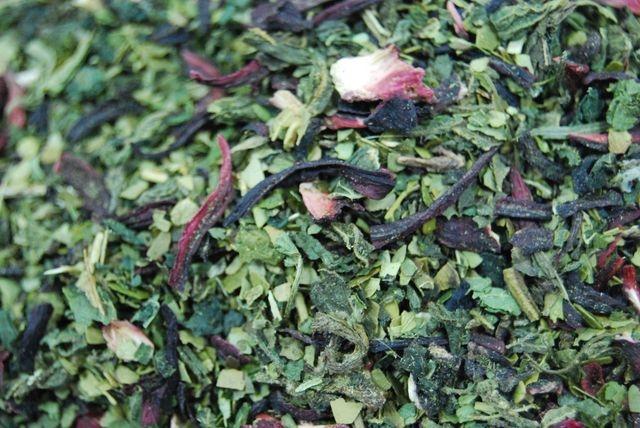 Смеси для травяных чаев