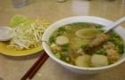 Суп из листьев лопуха