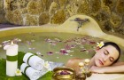 Целебные травяные ванны