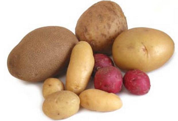 Сорт картофеля: Вершининский