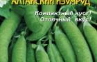 Сорт гороха: Алтайский изумруд