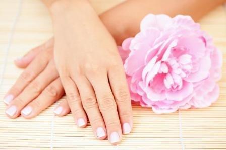 Что характерно для кожи рук