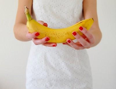 Компресс банановый