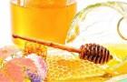 Крем молочный с медом (вариант 1)