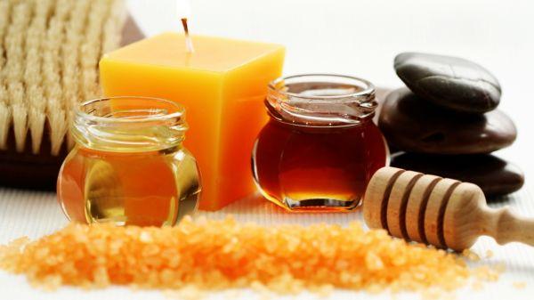 Крем молочный с медом (вариант 2)