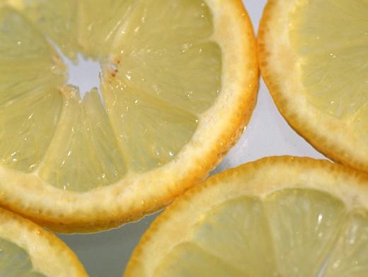 Лосьон лимонный
