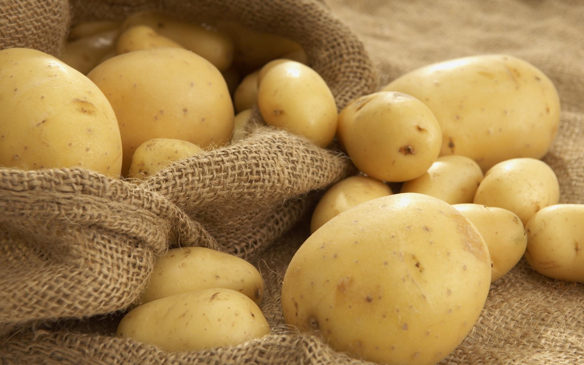 Маска картофельная (вариант 2)