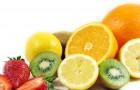 Маска лимонно-земляничная