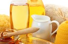 Маска медово-молочная
