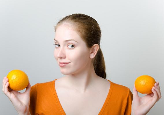 Маска с витаминами