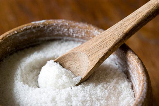 Маска с йодированной солью