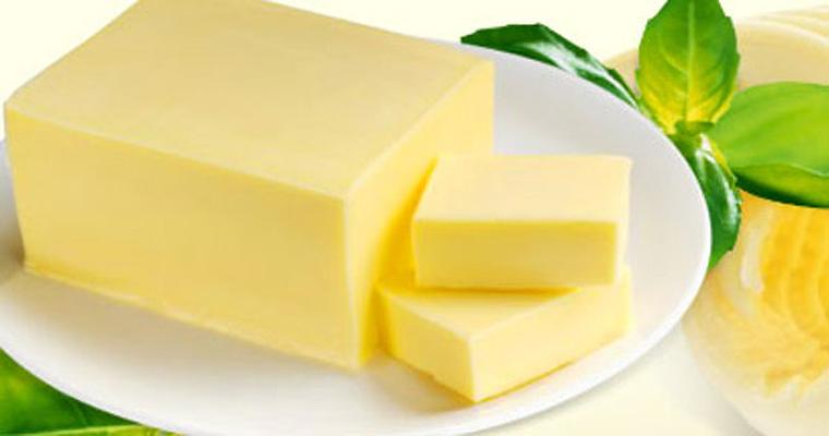 Маска со сливочным маслом
