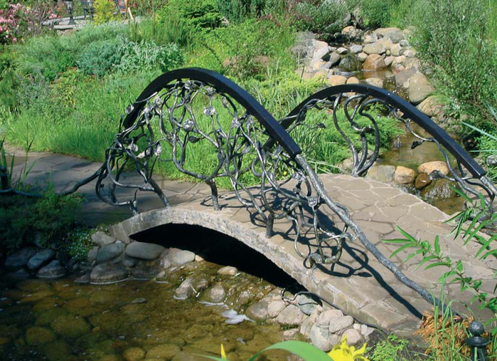 Мосты из металла