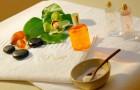 Обертывание с растительным маслом