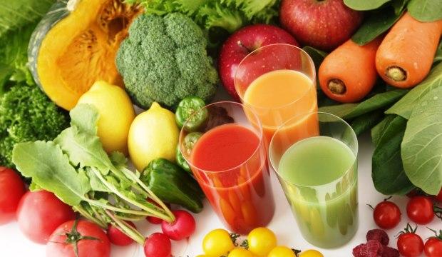 Овощные коктейли: правда ли они полезны