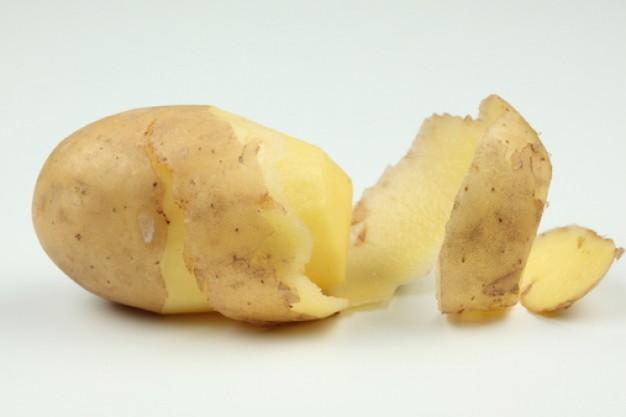 Паста отбеливающая из картофеля