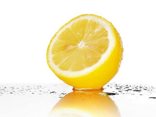 Паста отбеливающая с лимонным соком