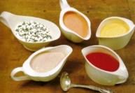 Постные соусы и приправы