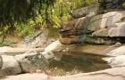 Сочетание камня с водой