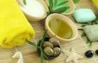 Средство для очищения с оливковым маслом