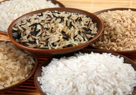 Ванночка из рисового отвара