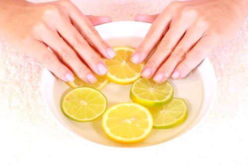 Ванночка лимонная