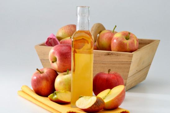 Ванночка масляная с яблочным уксусом
