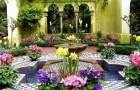 Восточные сады
