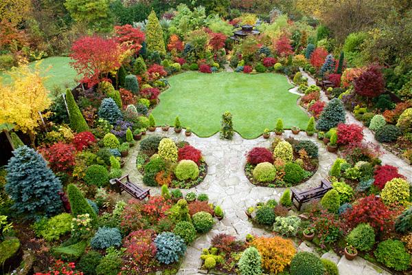 Всесезонный сад