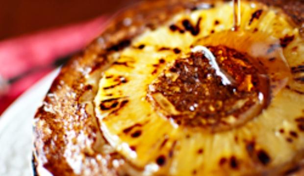 Ананасово-кокосовый твист