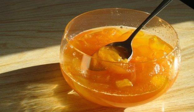 Конфитюр из мирабели, моркови и яблок