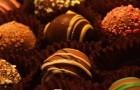 Марципановые конфеты с имбирем