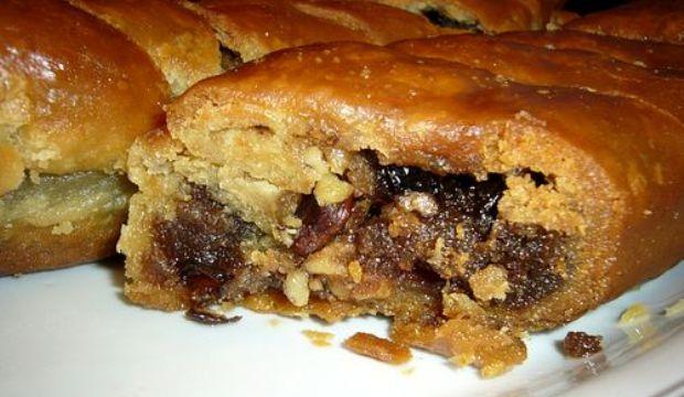 Начинка из грецких орехов