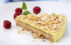 Нормандский миндальный торт