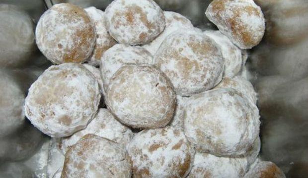 Печенье с кленовым сиропом и орехами пекан