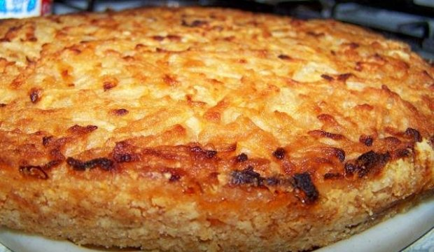 простой рецепт пирога с яблоками в духовке пошагово