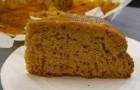 Пирог медовый