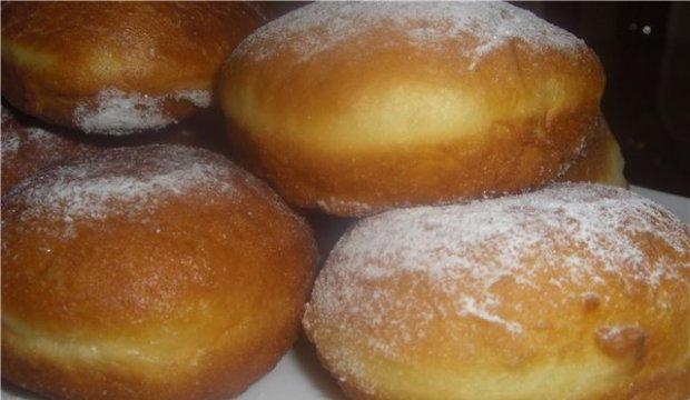Пончики по-болгарски