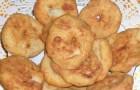 Пончики с картофелем