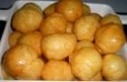 Пончики в сиропе