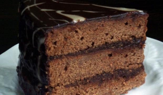 Шоколадный торт «Особый»
