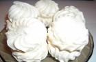 Сырные меренги