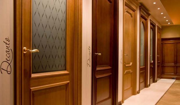 Типы дверных блоков