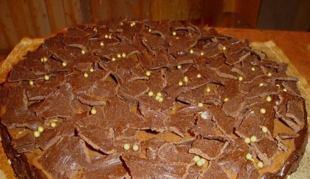 Торт «Шоко-мокко»