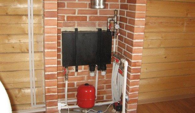 Водяное (жидкостное) отопление