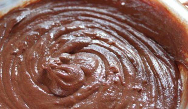 Заварной шоколадный крем