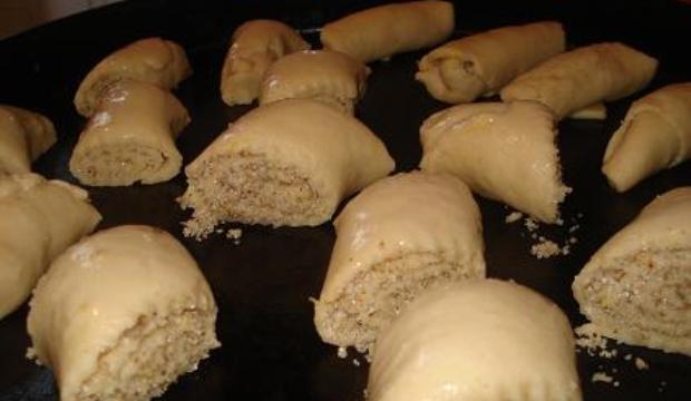 Золотое имбирное печенье