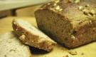 Хлеб с медом и грецкими орехами