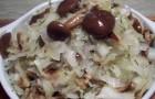 Квашеные и маринованные грибы