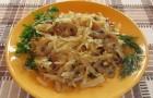 Начинка из грибов и капусты